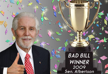 bad bill winner